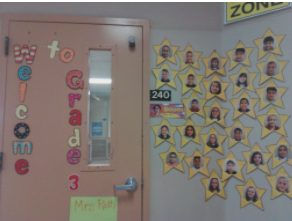 3rd Grade Views On The Their New Life at North Star
